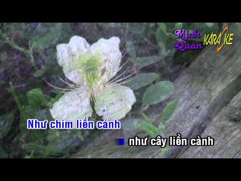 Karaoke - Lien Khuc Tuan Vu (chuyện Tình Lan Và Điệp) video