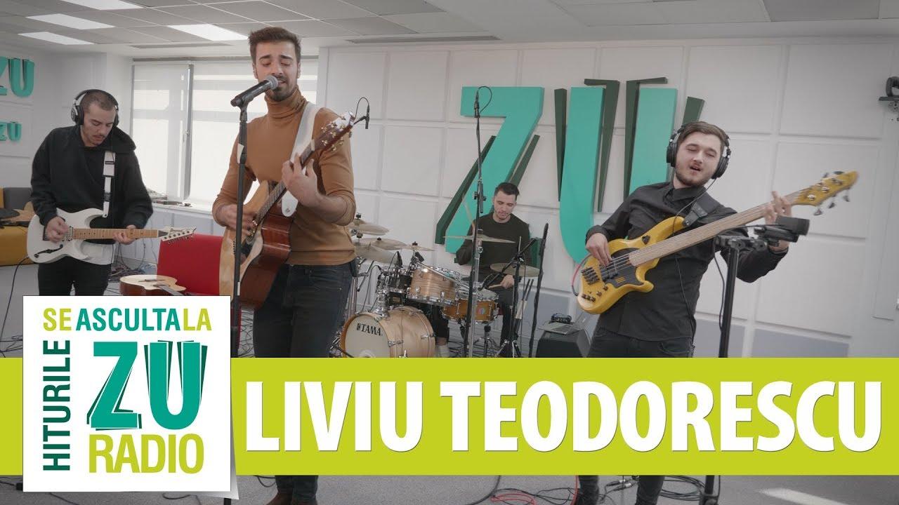 Liviu Teodorescu - Asa e ea #DULCE (Live la Radio ZU)