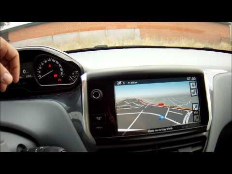 Prueba Peugeot 208 Allure 1.6 e-HDI