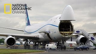 Boeing 747 National Geographic Megafactories In HD