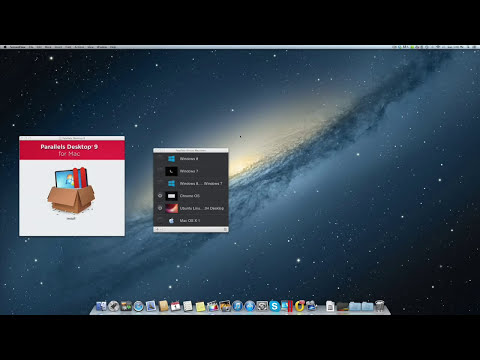 How to Install or Upgrade to Parallels Desktop 9 for Mac