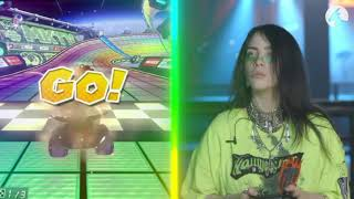 Billie Eilish Plays Mario Kart And Opens Up 'The Secret Part Of Her Brain'
