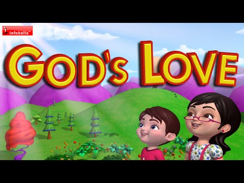 God's Love Is So Wonderful - Nursery Rhymes video