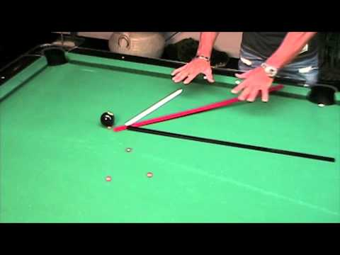 Cue Ball Control...As they say! Billiard Cue Sports Oyster Tips