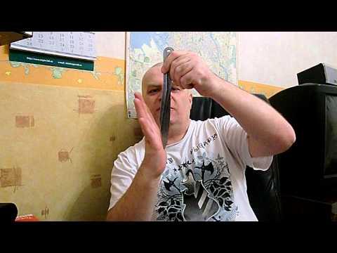 Видео как выбрать метательные ножи