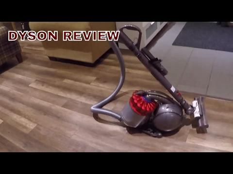 Dyson DC37 Vacuum Review