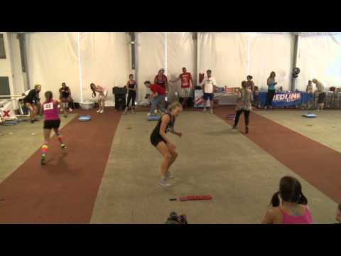 SHUTTLE RUN - Tri-Fitness World Challenge 2012