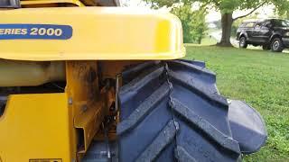 Carlisle Tru Power Lug Tires - Transform your Mower!