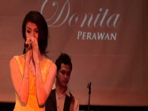 launching Donita Single  perawan song pupus