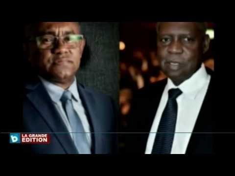 Mr. Ahmad AHMAD est le nouveau President de la CAF