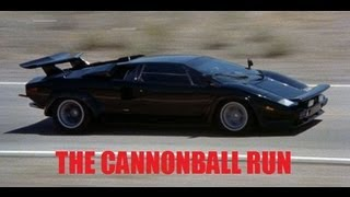 The Cannonball Run introduction (HD)