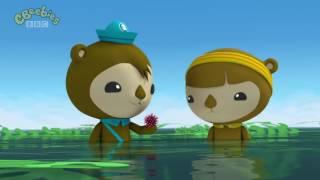 Octonauts Season 3 The Urchin Invasion