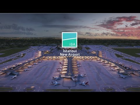 İstanbul New Airport: The Place Where Dreams Come True. We Are Ready For Take-Off in 2018!