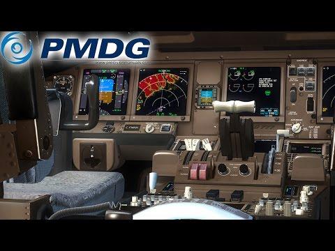 FSX VATSIM | JAL B777-3ER | Landing at Tokyo Narita Int'l Airport