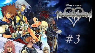 Stream Play - Kingdom Hearts Re: CoM | Part 3