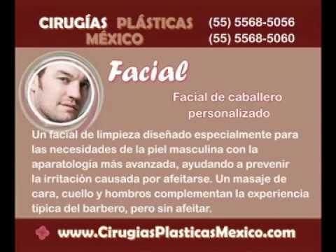 Cirugías Plásticas México - Tratamientos Faciales - Plataforma Tecnológica