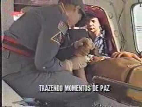 Hino Do Bombeiro Do Estado De São Paulo video