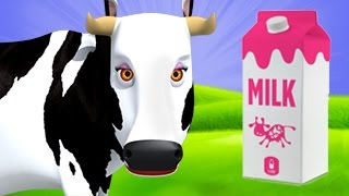 I Have a Dairy Cow - The Farm's songs for kids, Children's music