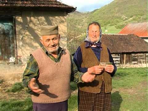Razgovori pokraj puta-Ivanka i Miroslav selo Postenje-Obicaji Radjevine-Dobrivoje i Dobrila Pantelic