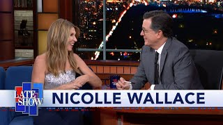 Nicolle Wallace: My Parents Think Donald Trump Belongs On Mt. Rushmore