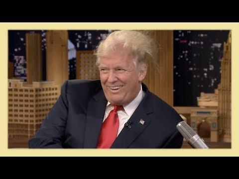 Donald Trump ☆ Fuzzy Fuzzy Cute Cute! (Parry Gripp)