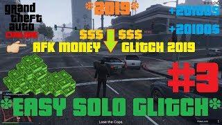 Grand Theft Auto V™ ONLINE   AFK MONEY GLITCH SOLO BEGINNER WORKING   PS4 2019 X_XLASHEEN GTA 5 #3