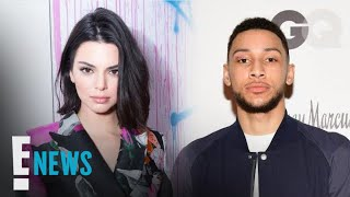 Ben Simmons Drools Over Kendall Jenner's Flirty Photo | E! News