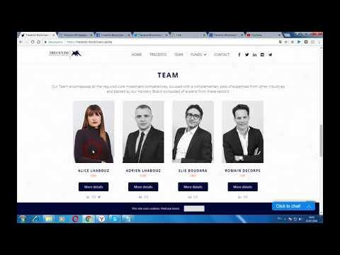 Trecento - комплексное инвестиционное решение основанное на технологии блокчейн