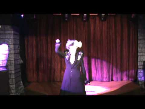 Gemini Stoarm performs at Gender Redux