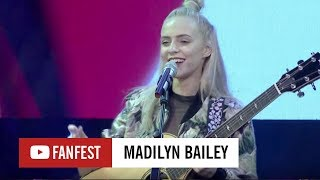 Madilyn Bailey @ YouTube FanFest Vietnam 2017