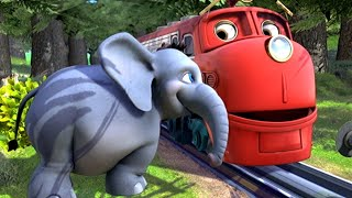 Chuggington UK | Wilson and the Elephant | Compilation | Cartoon for Children | WildBrain Cartoons