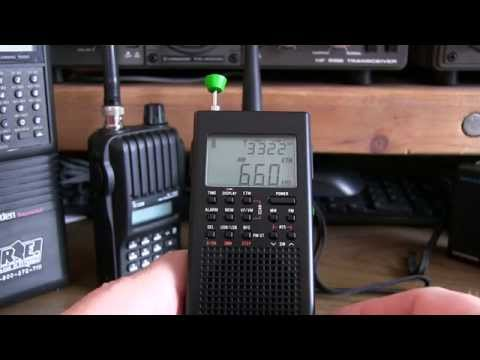 #188: Mini review / demo: GP-5/SSB Shortwave. AM/FM and SSB portable receiver