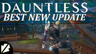The Best Upcoming Dauntless Gameplay Update 2018 [ PC F2P ]
