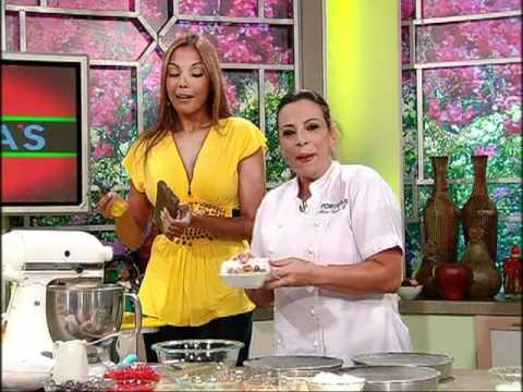 Receta Torta Selva Negra 13/05/2011