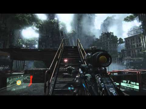 Crysis 3 - Choose Your Style: Interactive Demo Video