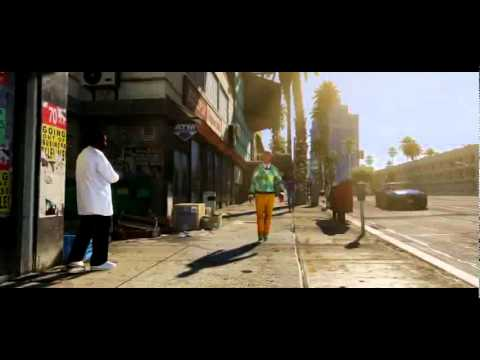 EnderTrailers – Grand Theft Auto V Trailer