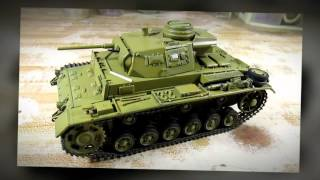 Building Dragon Panzer 3 Reconnaissance Tank. From Start to Finish.