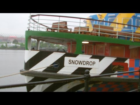 River Mersey & Manchester Ship Canal Cruise 8.5.2015 - onboard Mersey Ferry Snowdrop