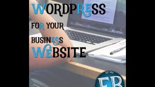 Using WordPress as a Website and not just a Blog