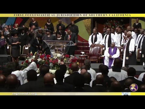 104th Holy Convocation Official Day  06/24/18