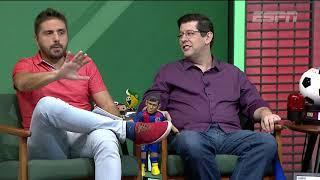 No BB Debate, Arnaldo Ribeiro e comentaristas fazem suas apostas para a Libertadores.