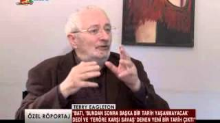 Terry Eagleton IMC tv röportajı (16.12.2013)