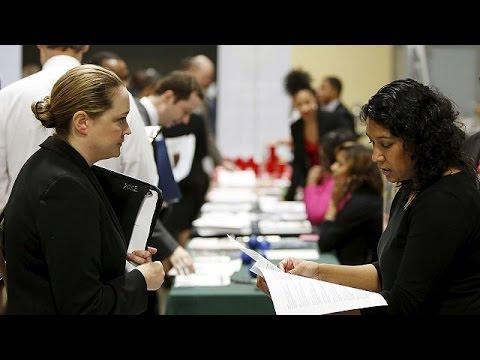 Estados Unidos: Taxa de desemprego recua para 4,9% - economy