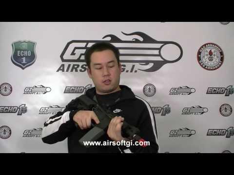 Airsoft GI - VFC Defender E-Series Full Metal CQB AEG