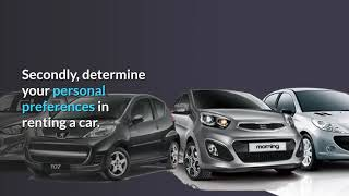 how to find car for rent service provider