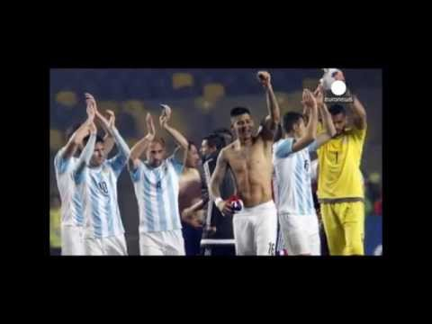 Argentina wins over Paraguay in Copa America final