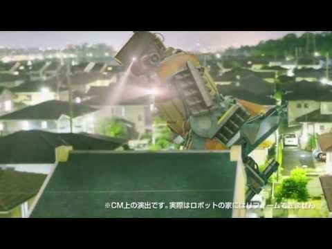【Creative】「Century21 Reborn21 -Robot編-」WEB CM