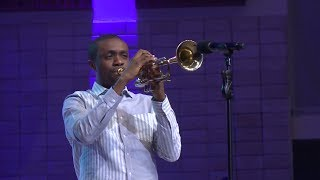 Minister Nathaniel Bassey at The Word Conference 2018 by House On The Rock