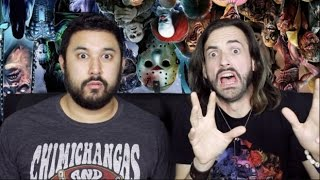 TOP 10 FAVORITE HORROR MOVIES!!!