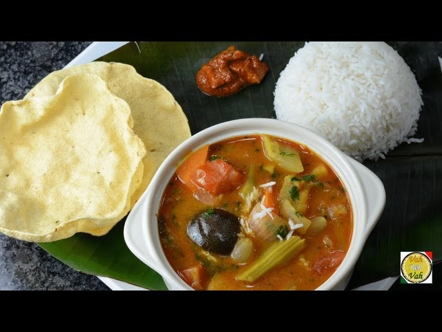 sddefault Sambhar   By Chef Sanjay Thumma